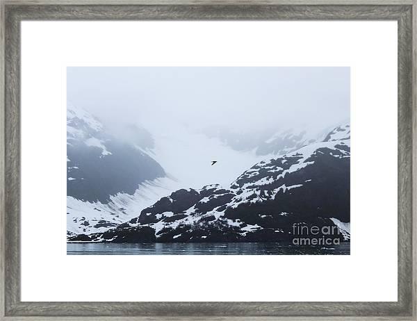 Prince William Sound Framed Print