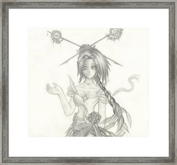 Princess Altiana Framed Print