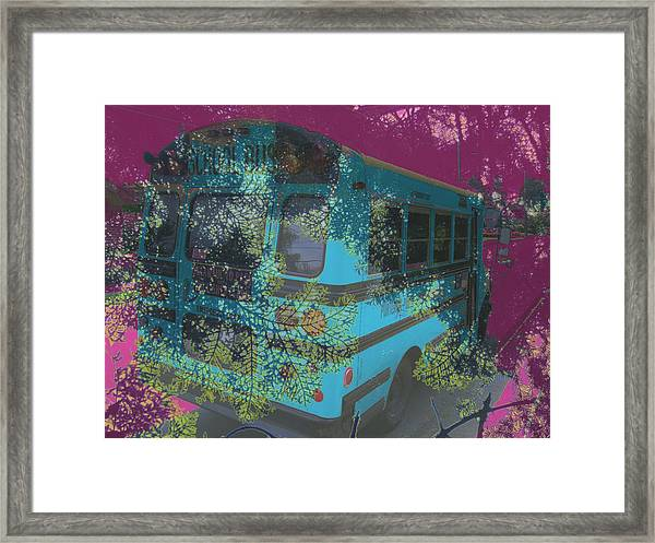 Prosperous Pining Framed Print