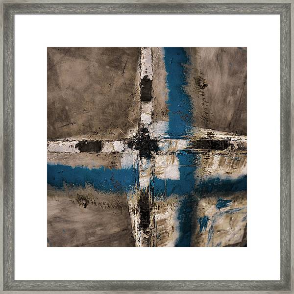 Prowess One Framed Print