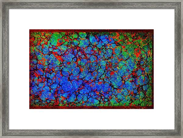 Psychebubbles Framed Print