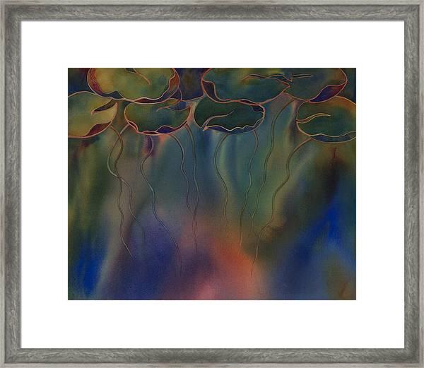Purple Linings IIi Framed Print