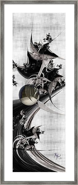 Pv-02 Framed Print