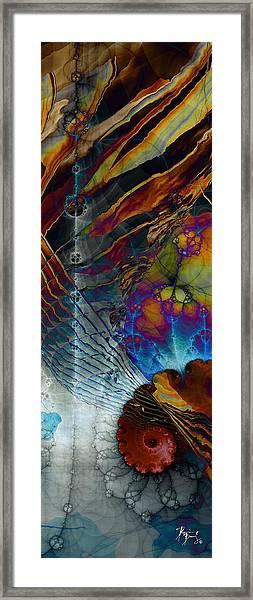 Pv-08 Framed Print