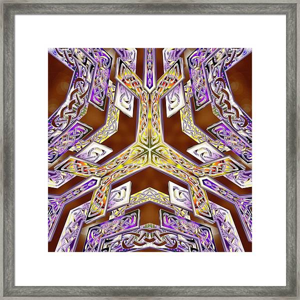 Quantum Legacy Framed Print