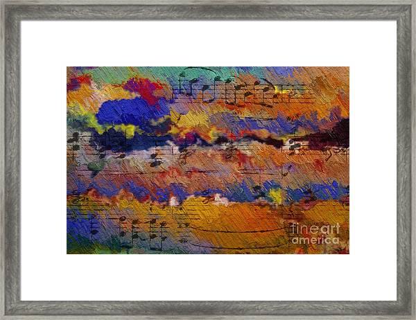 Quartexture 1 Framed Print
