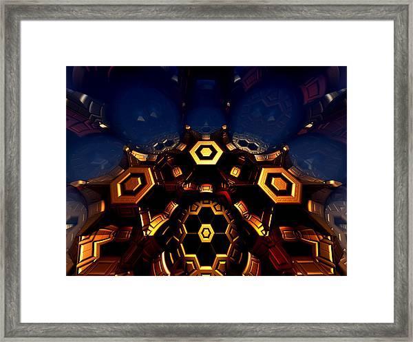Queen's Chamber Framed Print