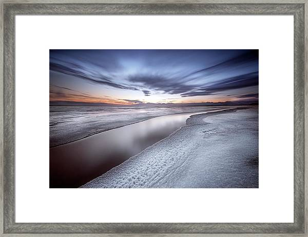 Quiet Place Framed Print by Liloni Luca