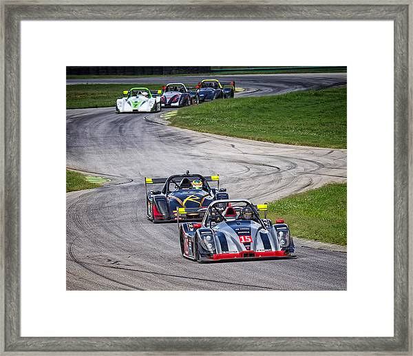 Radical Cup Racing Vir by Alan Raasch