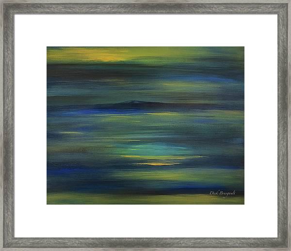 Rangeley Framed Print