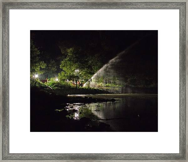 Recycling Framed Print