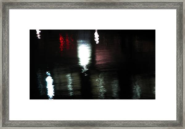 Reflected Fusion Framed Print