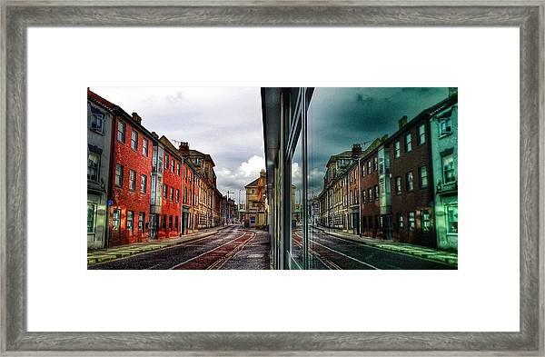 Reflektor Framed Print