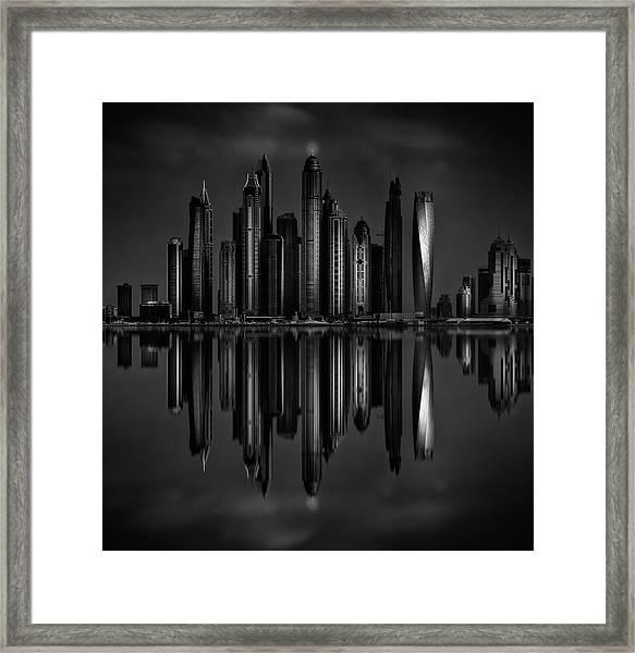 Reminiscence! Framed Print