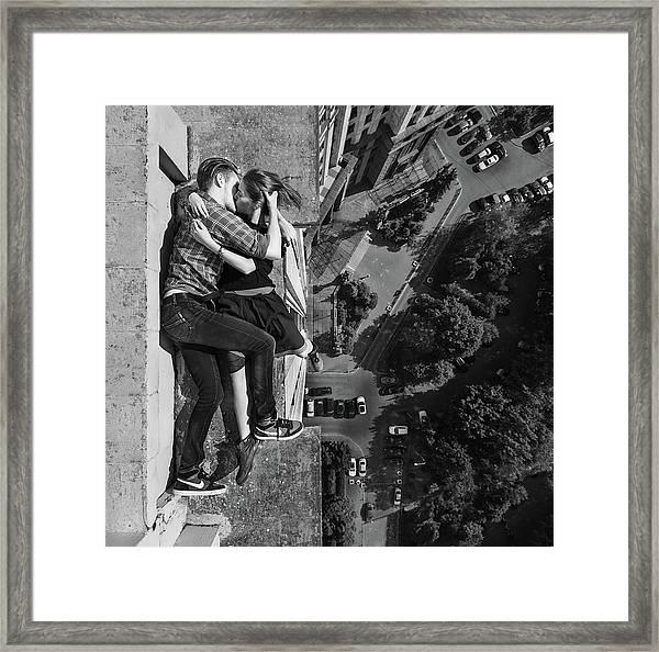 Requiem For A Dream Framed Print by Panteleev Aleksey