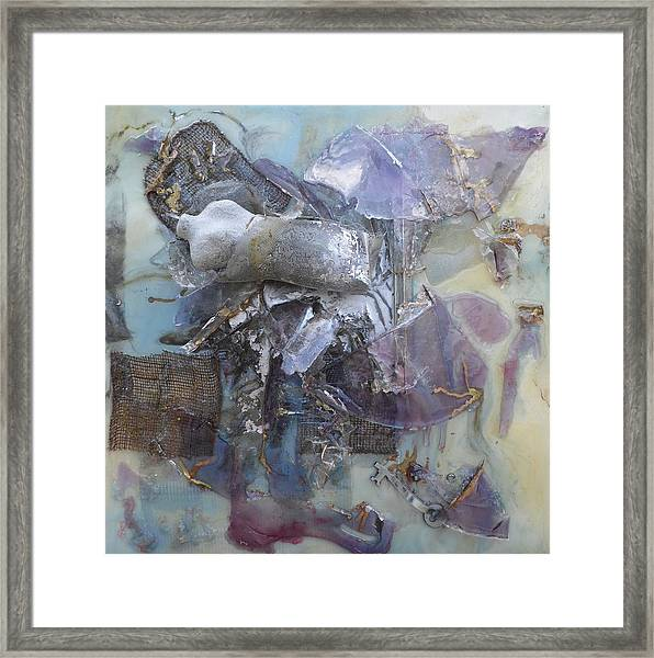 Resin - Cocoon Framed Print