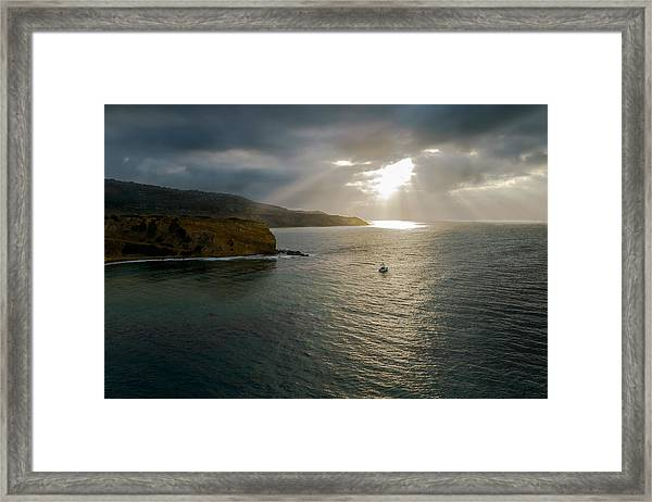 Retire Into Yourself Photography By Denise Dube Framed Print
