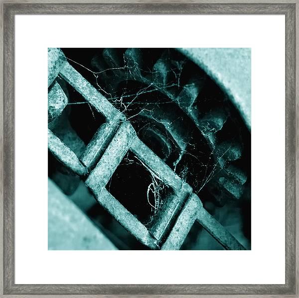 Retired Framed Print by Steven Milner