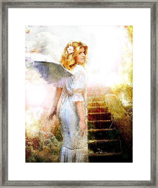 Return To Me Framed Print