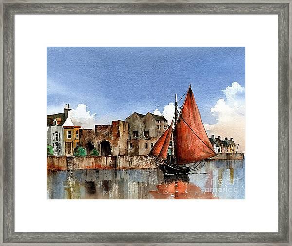 Galway Returning Home   Framed Print