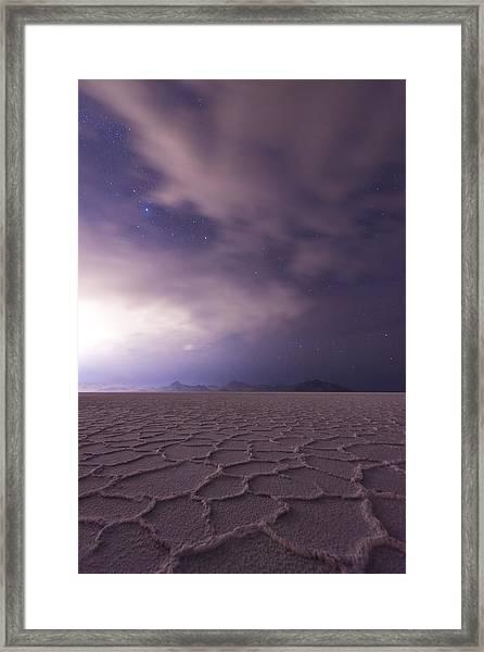 Silent Reverie Framed Print