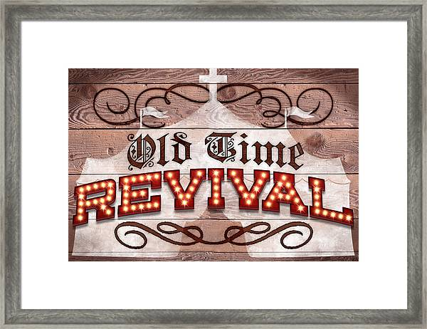 Revival I Framed Print