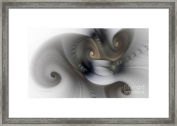 Rhythm And Swing Framed Print