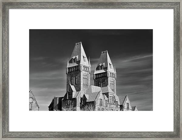 Richardson Building 3439 Framed Print