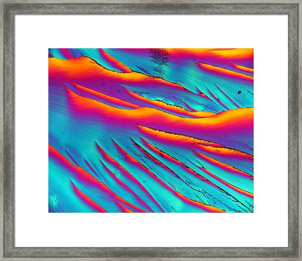 Riders On The Storm Framed Print