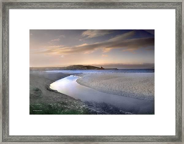 Rio De Laxe Framed Print