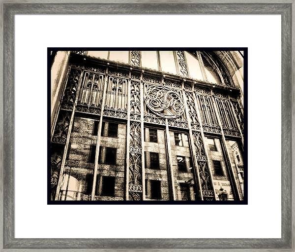 Rm Montreal Framed Print