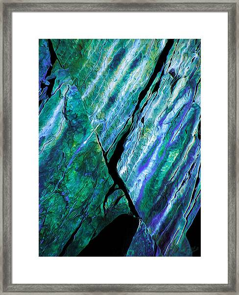 Rock Art 15 Framed Print