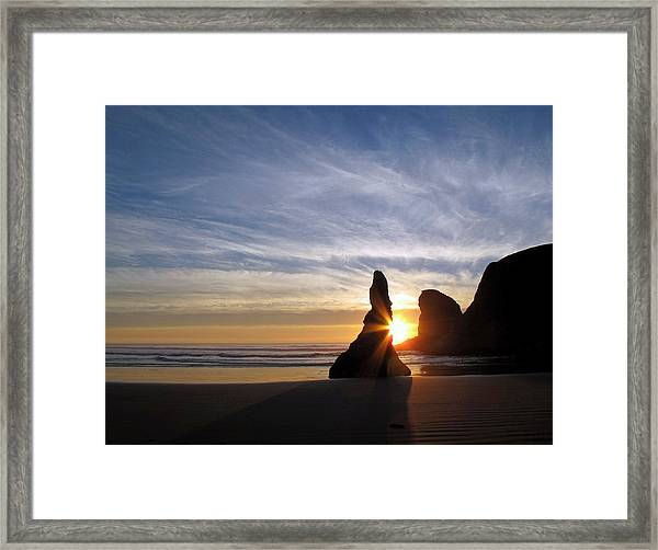 Rock Stars Framed Print