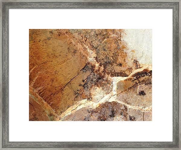 Rockscape 1 Framed Print