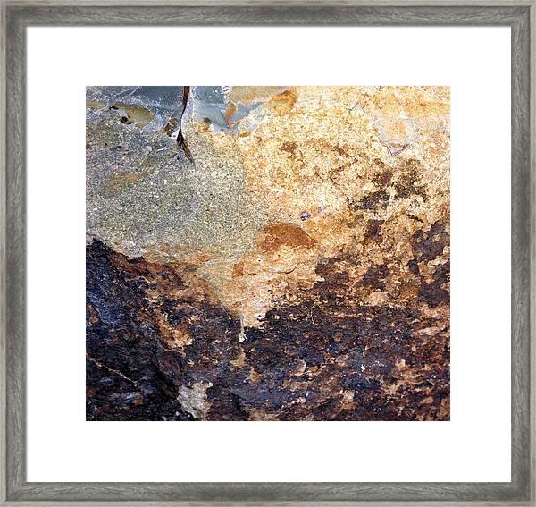 Rockscape 2 Framed Print