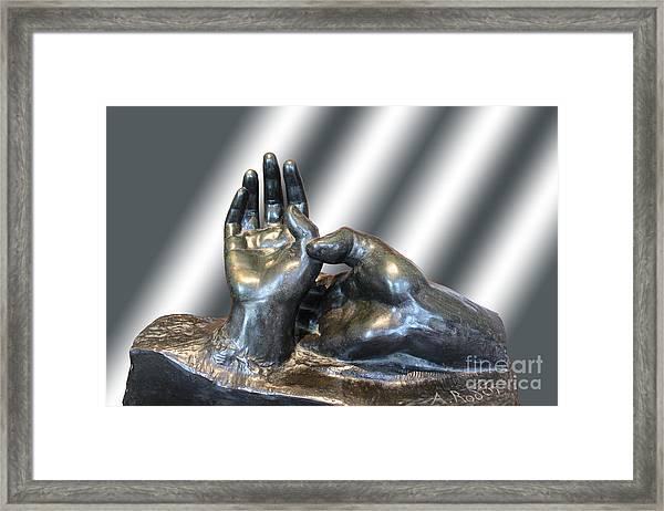 Rodin Series 02 Framed Print