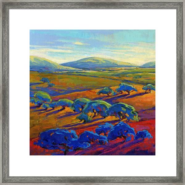 Rolling Hills 2 Framed Print