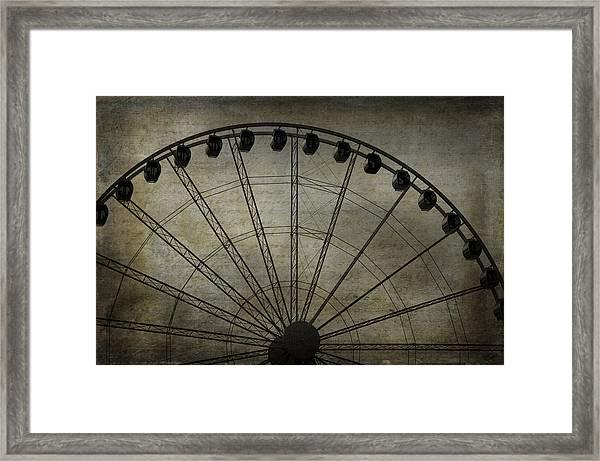 Romance In The Air Framed Print