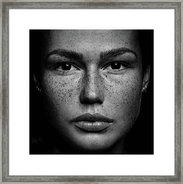 Romi Framed Print