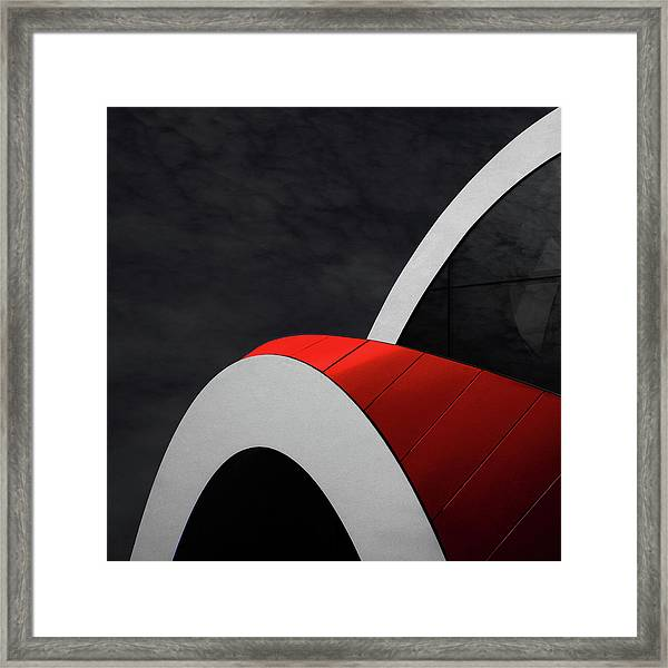 Ron Arads' Bows Framed Print by Gilbert Claes