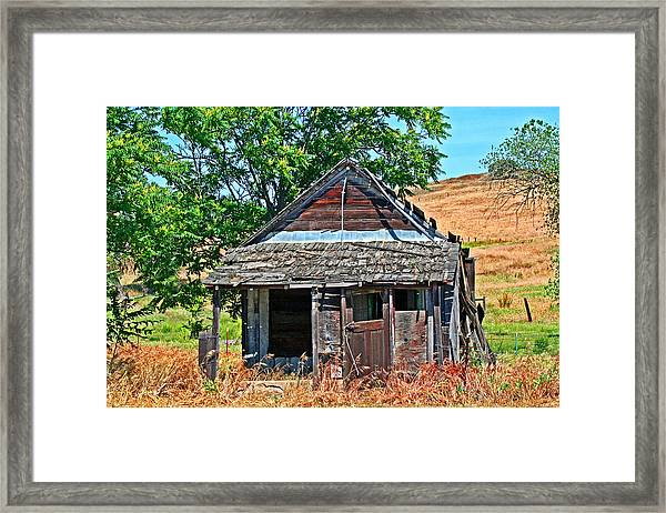 Room 4 Rent Framed Print
