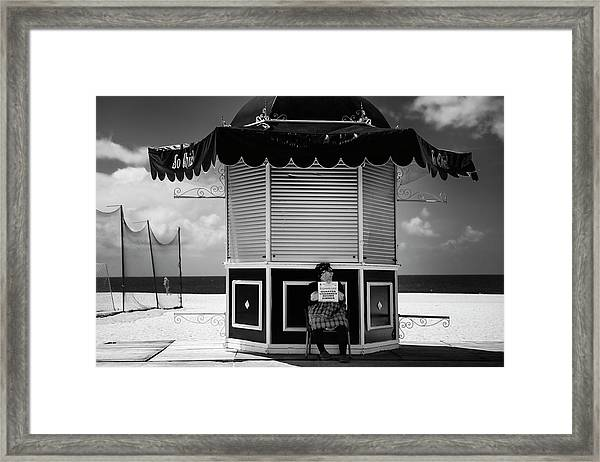 Rooms Framed Print