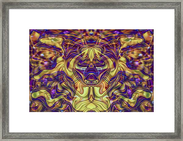Rooted Framed Print