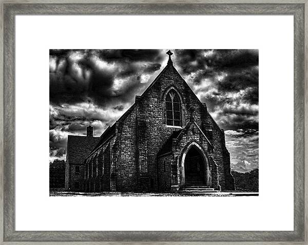 Roseville Church Framed Print