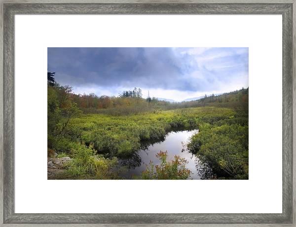 Roxbury Framed Print