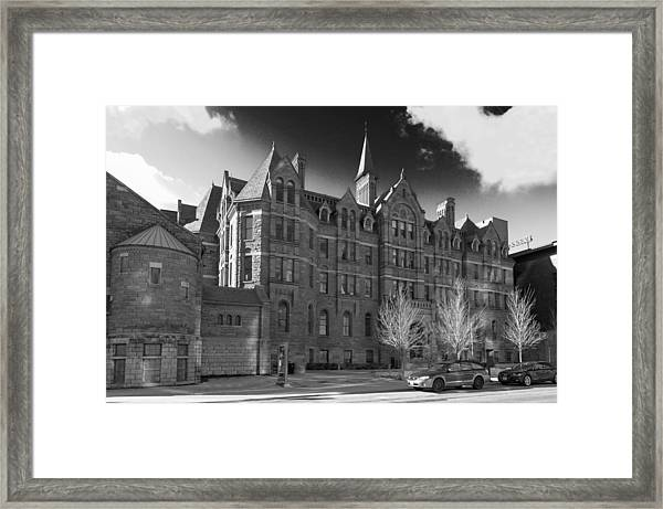 Royal Conservatory Of Music Framed Print