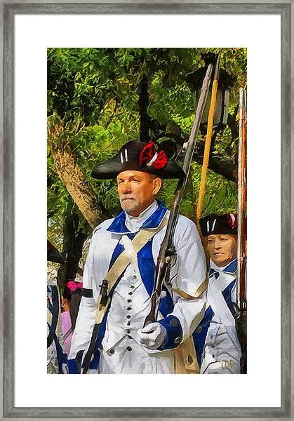 Royal Guard Framed Print
