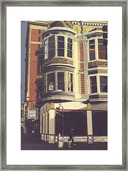 Ruhstaller Framed Print by Paul Guyer