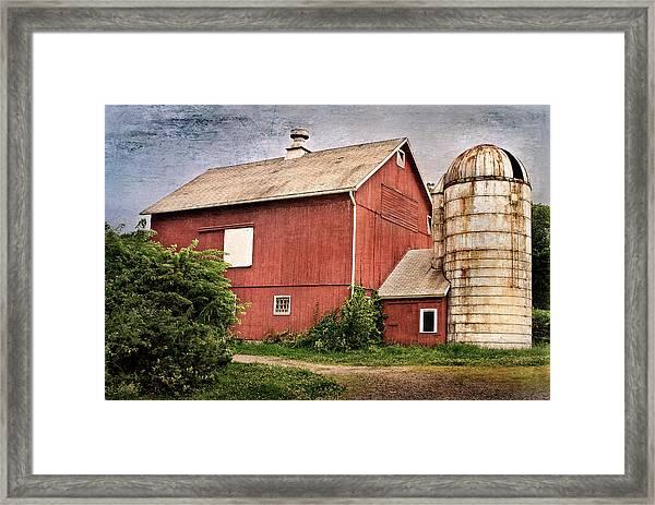 Rustic Barn Framed Print