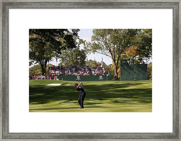Ryder Cup - Preview Day 2 Framed Print